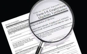 New Employee Eligibility Form for All New Hires