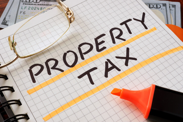 The Problem with Property Taxes