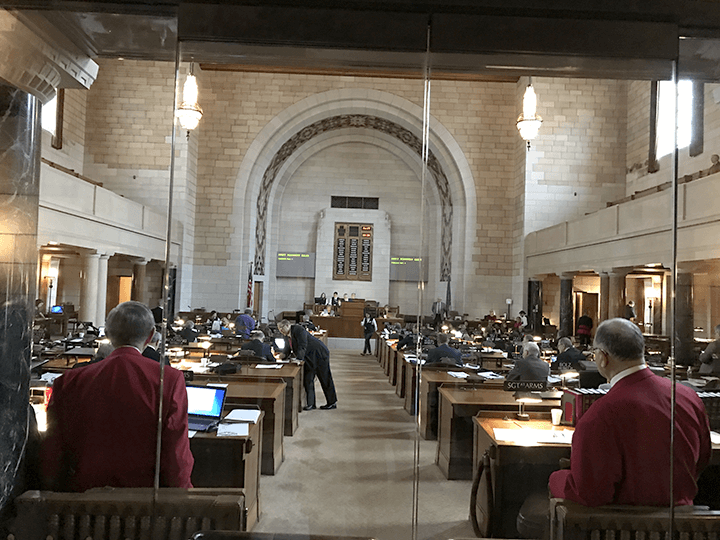 Nebraska  Legislative Recap